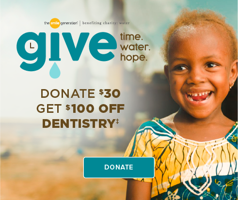 Donate $30, Get $100 Off Dentistry - Lakewood Dentist Office